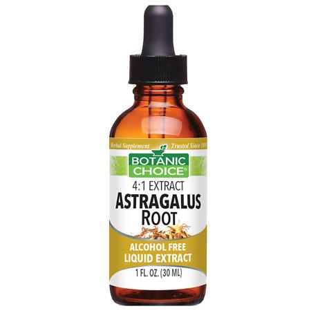 Botanic Choice Astragalus Root Herbal Supplement Liquid - 1 oz.