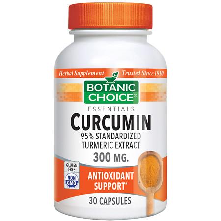 Botanic Choice Curcumin (turmeric extract) - 30 ea