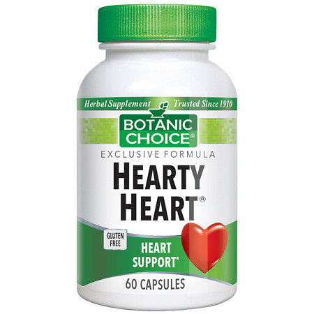 Botanic Choice Hearty Heart - 60 ea