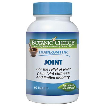 Botanic Choice Homeopathic Joint Formula, Tablets - 90 ea