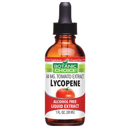 Botanic Choice Lycopene Herbal Supplement Liquid - 1 oz.