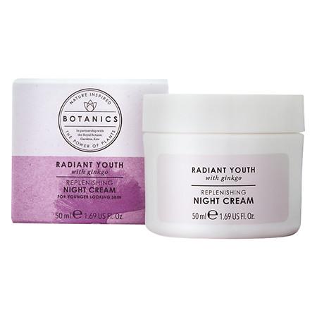 Botanics Radiant Youth Night Cream - 1.69 oz.