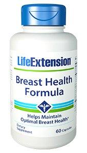 Breast Health Formula, 60 capsules