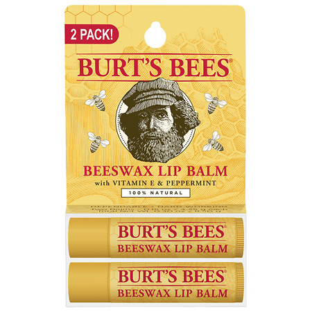 Burt's Bees Lip Balm Peppermint - 0.15 oz.