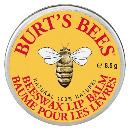 Burt's Bees Lip Balm Tin, Beeswax - 0.3 oz.