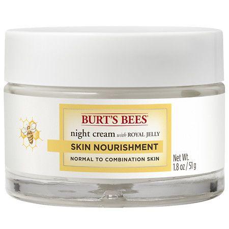 Burt's Bees Skin Nourishment Night Cream - 1.8 oz.