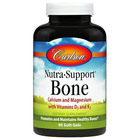 Carlson Nutra-Support Bone, softgels - 90 ea