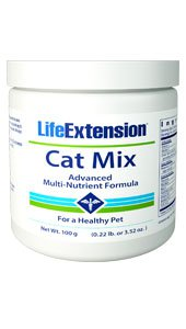 Cat Mix, 100 grams (0.22 lb. or 3.52 oz.)