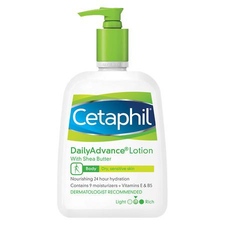 Cetaphil DailyAdvance Ultra Hydrating Skin Lotion - 16 fl oz