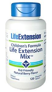 Children's Formula Life Extension Mix™, 120 chewable tablets