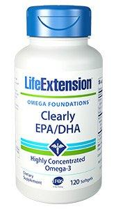 Clearly EPA/DHA, 120 softgels