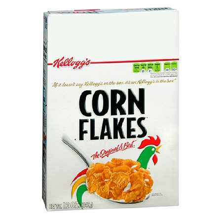 Corn Flakes Cereal - 12 oz.