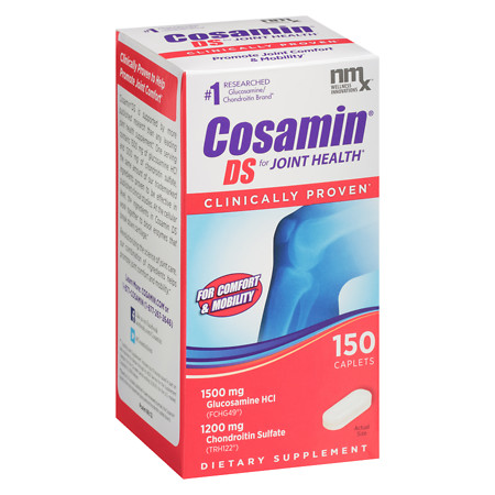 Cosamin DS Joint Health Supplement Tablets - 150 ea