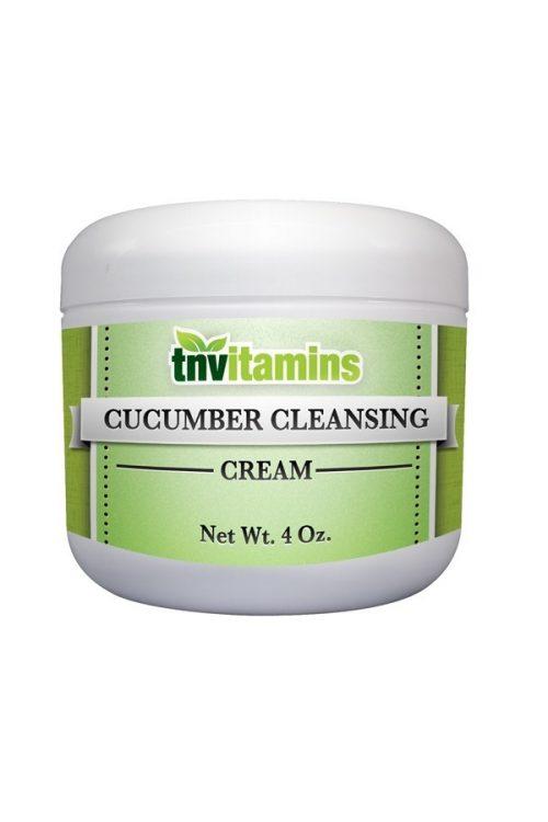 Cucumber Cleansing Cream