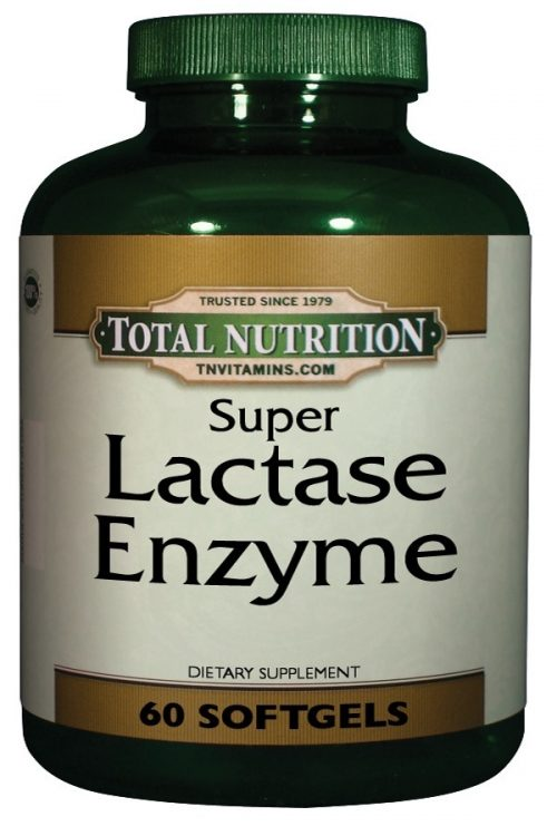 Dairy Digest Lactase Enzyme For Lactose Intolerence