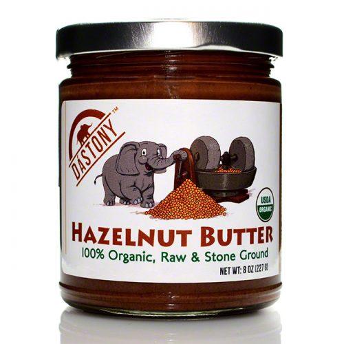 Dastony Raw Hazelnut Butter, 8 oz