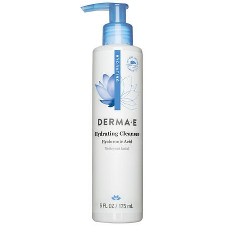 Derma E Hydrating Cleanser with Hyaluronic Acid - 6 fl oz