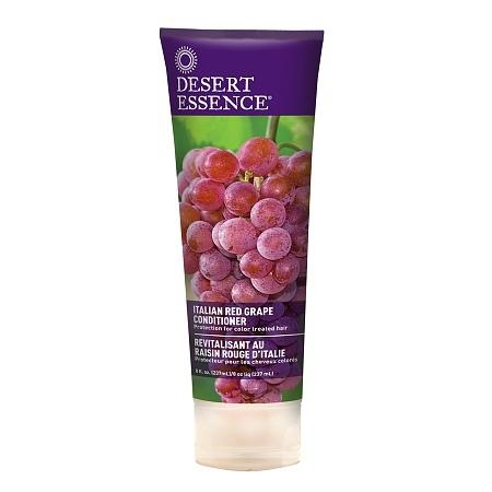 Desert Essence Conditioner for Damaged Hair Italian Red Grape - 8 fl oz