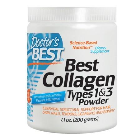 Doctor's Best Best Collagen Types 1 & 3 Powder - 7.1 oz.