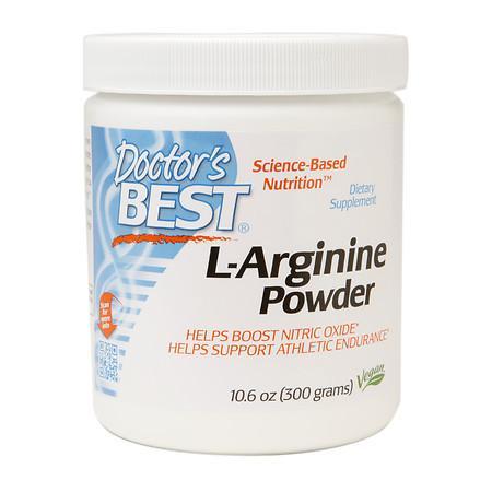 Doctor's Best L-Arginine Powder - 10.6 oz.