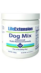 Dog Mix, 100 grams (0.22 lb. or 3.52 oz.)