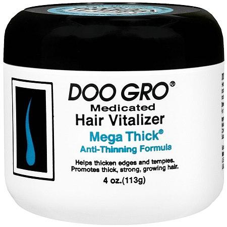 Doo Gro Mega Thick Medicated Hair Vitalizer - 4 oz.