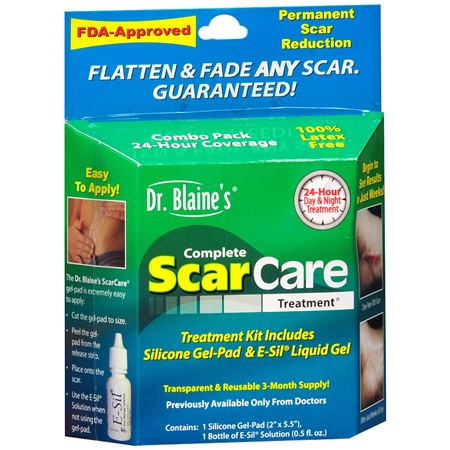 Dr. Blaine's Complete ScarCare Treatment Kit - 1 ea