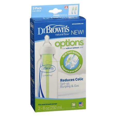 Dr. Brown's Options Bottles - 8 oz.