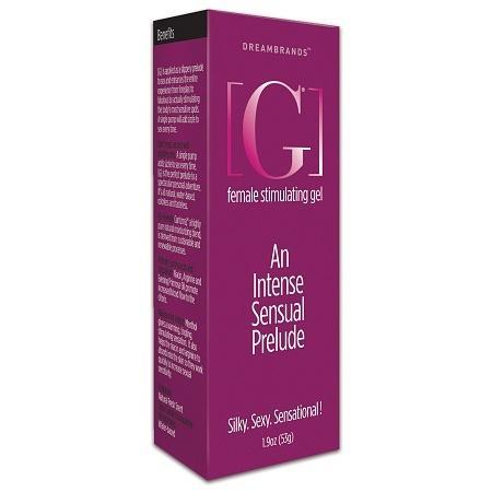 DreamBrands Carrageenan G Female Stimulating Gel - 1.9 oz.