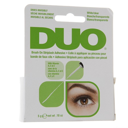 Duo Brush on Striplash Adhesive - 0.18 oz.