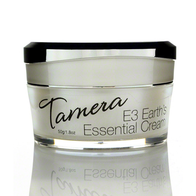 E3Live Tamera Earth's Essential Cream, 1.8 oz/50g