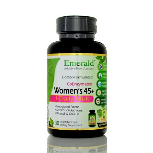 Emerald Labs One-A-Day Complete Womens 45+ Multi Vit-A-Min, 30 ct