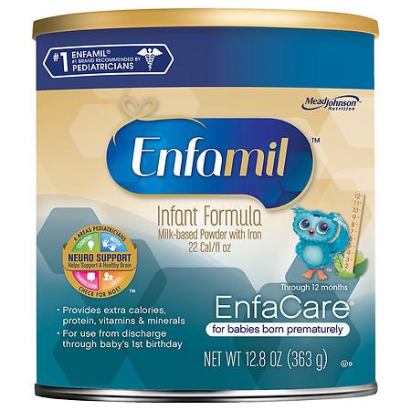 Enfamil Enfacare Lipil Infant Formula Powder - 12.8 oz.