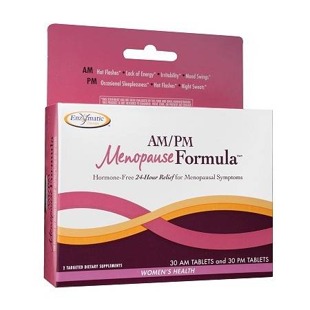 Enzymatic Therapy AMPM Menopause Formula, Tablets - 60 ea