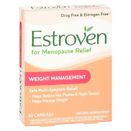 Estroven Weight Management - 30 ea