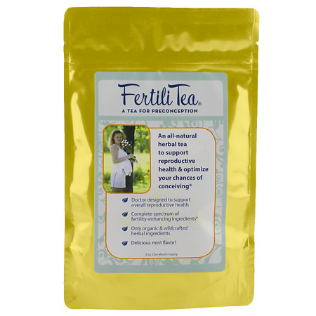 Fertili Tea for Preconception - Loose Tea - 3 oz.
