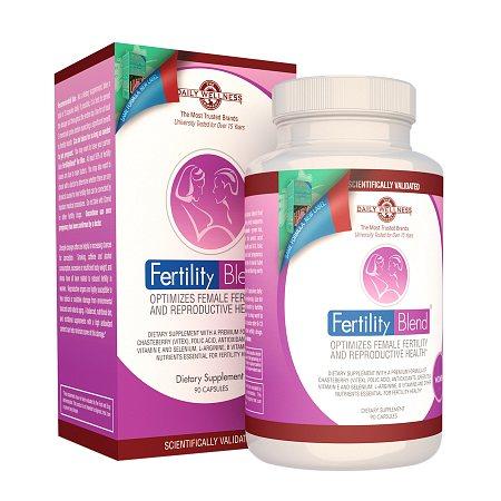 FertilityBlend For Women, Capsules - 90 ea