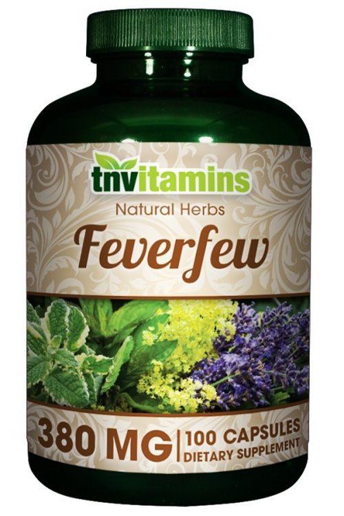 Feverfew 380 Mg
