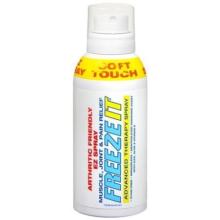 Freeze It Advanced Therapy Spray - 4 oz.