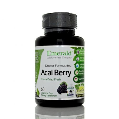 Fruitrients-X Acai Berry, 60 count
