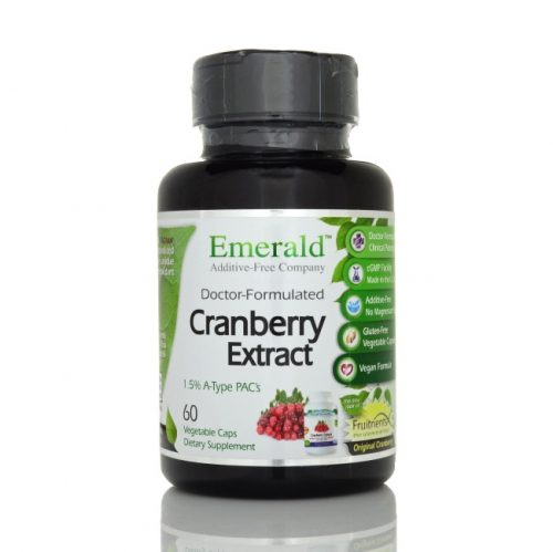 Fruitrients-X Cranberry Extract, 60 count