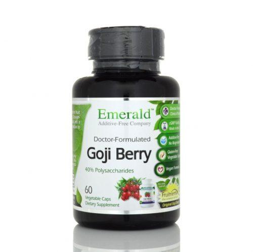 Fruitrients-X Goji Berry, 60 count