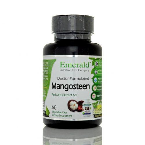 Fruitrients-X Mangosteen, 60 count