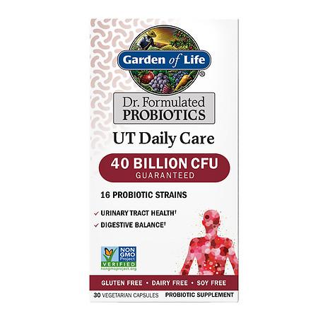 Garden of Life Dr. Formulated UT+ Probiotic - 30 ea