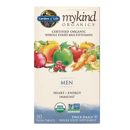 Garden of Life My Kind Men Multivitamin - 30 ea
