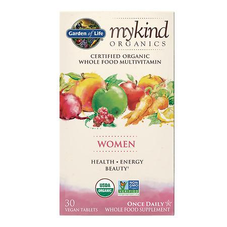 Garden of Life My Kind Women Multivitamin - 30 ea