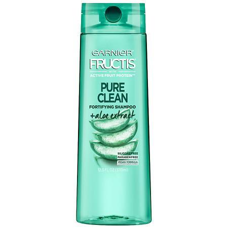 Garnier Fructis Pure Clean Shampoo - 12.5 oz.