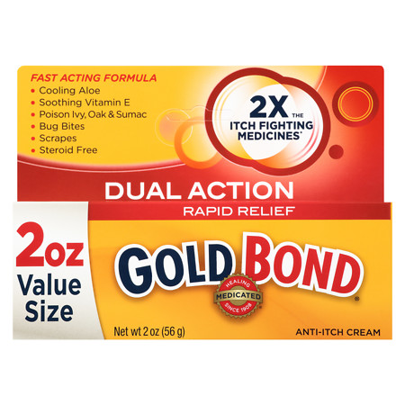 Gold Bond Anti-Itch Cream - 2 oz.
