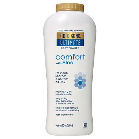 Gold Bond Ultimate Comfort Body Powder Fresh Clean - 10 oz.