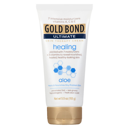 Gold Bond Ultimate Healing Skin Therapy Cream Aloe - 5.5 fl oz